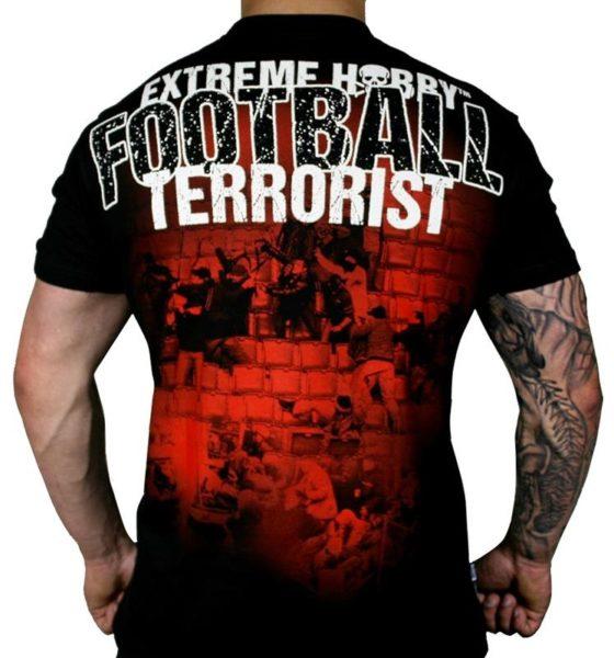 FOOTBALL TERRORIST