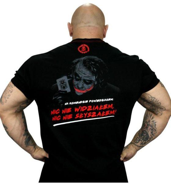 """Koszulka """"JOKER"""""""