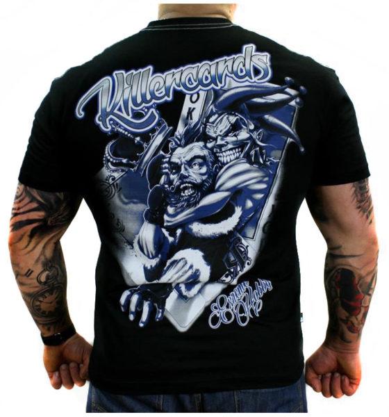 Koszulka KILLERCARDS czarna