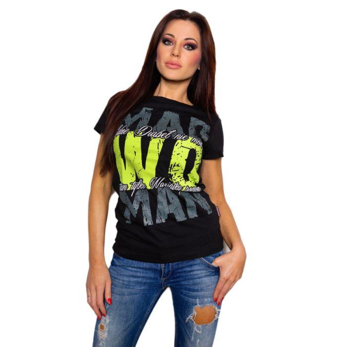 Koszulka MADWOMAN No.1