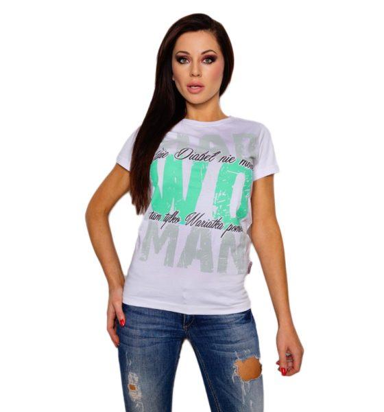 Koszulka MADWOMAN No. 4