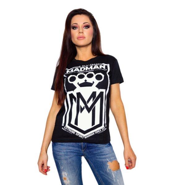 Koszulka REPREZENTANT Damska czarna