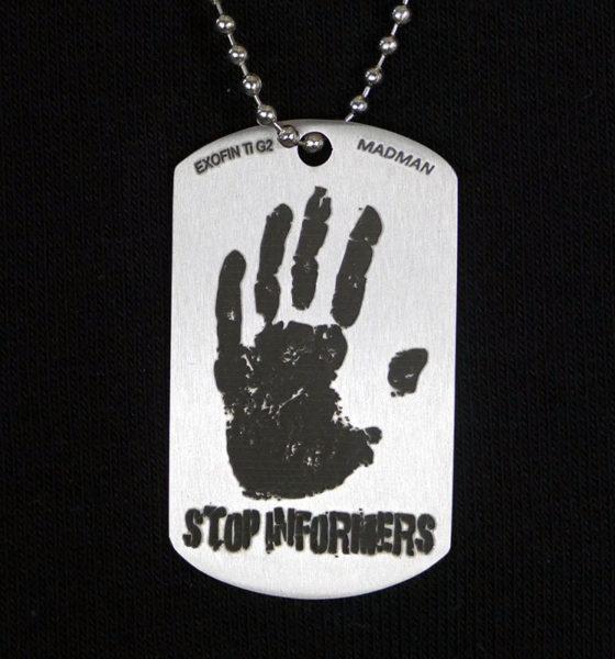 STOP INFORMERS